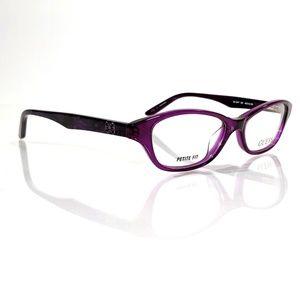 efde3857dac Guess Accessories - GUESS Petite GU 2417 Purple Eyeglasses